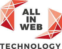 All in web technology - logo